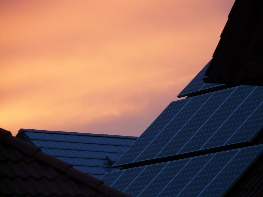 Telhas solares, uma tendência para o futuro