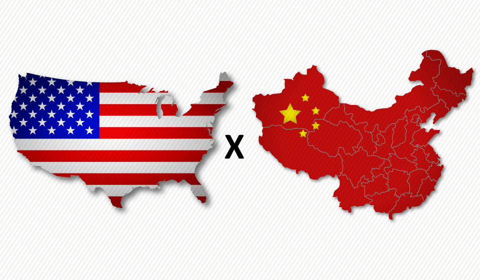 USA-e-China
