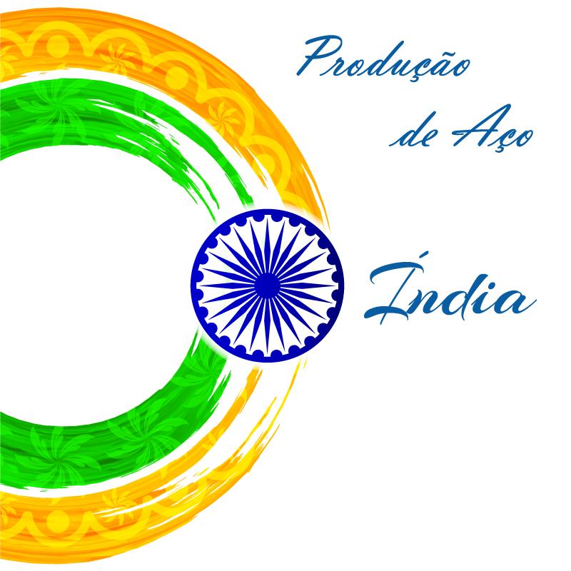Aço-Índia